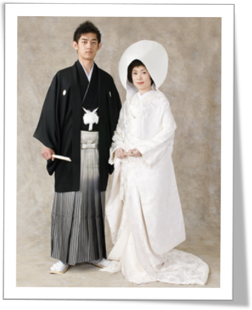 Traditional East Asian Wedding Dresses